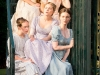 PRIDE AND PREJUDICE by Austen,        , Based on Jane Austin, Adapted by Simon Reade, Director - Deborah Bruce, Set – Max Jones, Costumes – Tom Piper, Regent Park Open Air Theatre, 2013, Credit – Johan Persson/