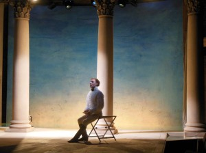 Antony and Cleopatra, Swan 2013 ,directed by Tarell Mccraney, designed by Tom Piper, Lighting by Stephen Strawbridge