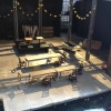 Hamlet Citizen's Theatre, directed by Dominic Hill Designed by Tom Piper. Model 2014