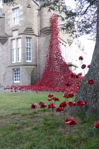 Weeping window Perth By Paul Cummins and Tom Piper
